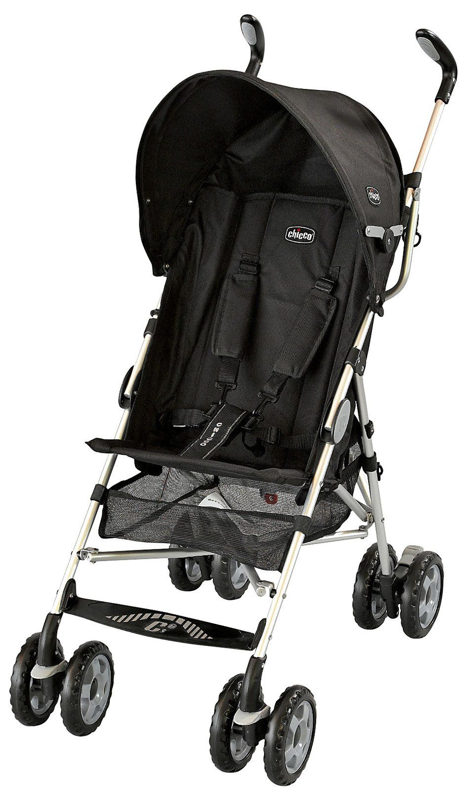 Chicco Ct0.6/Capri Stroller Black (I have it and love it