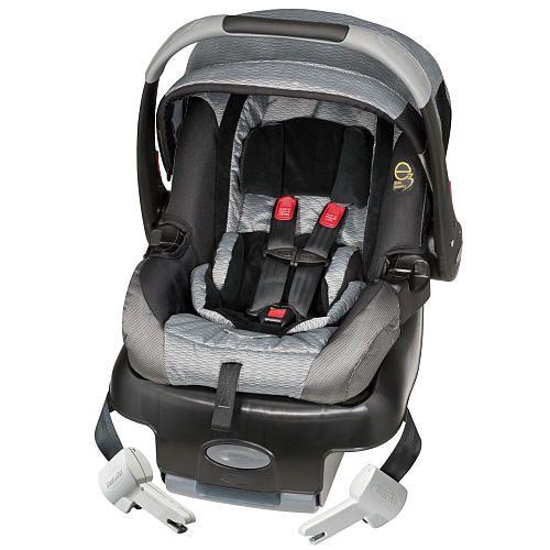Evenflo Secure Ride 35 E3 Infant Car Seat Racer Gray Evenflo Babies R Us Baby Car Seats Baby Car Mirror Car Seats