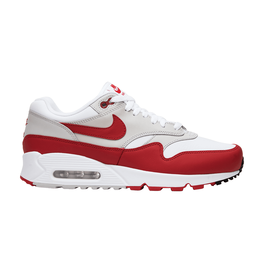 83f9bef15abce9 Shop Air Max 90 1  University Red  - Nike on GOAT. We guarantee  authenticity on every sneaker purchase or your money back.