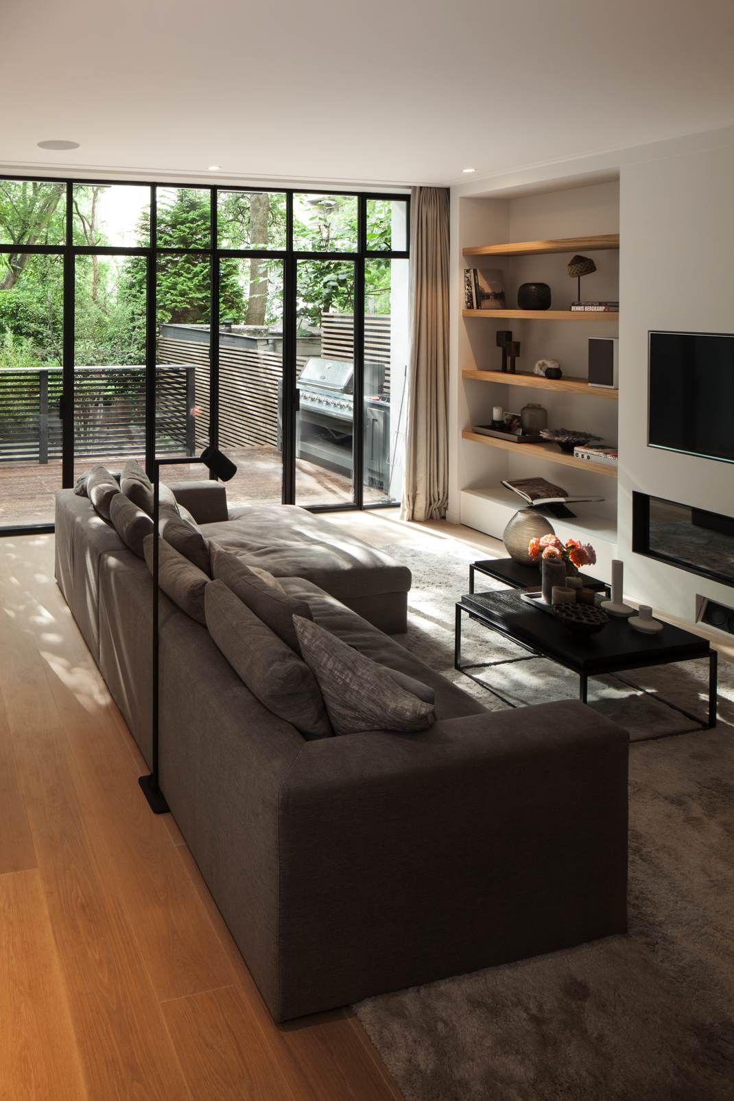 clairz interior design - cornelis schuytstraat amsterdam - hoog, Innenarchitektur ideen