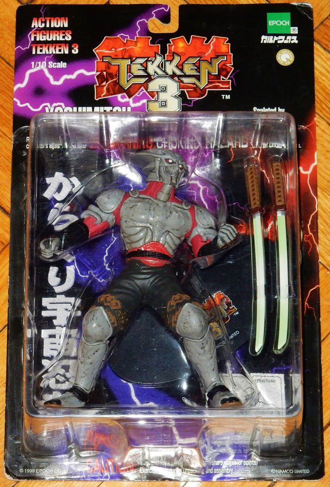 Yoshimitsu Tekken 3 Action Figure Toy Collection Action Figures Figures