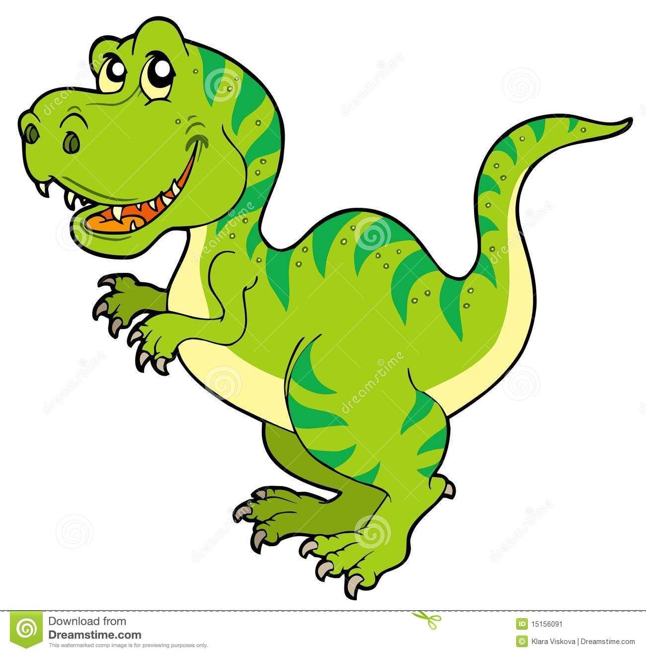Coloriage Dinosaure Couleur