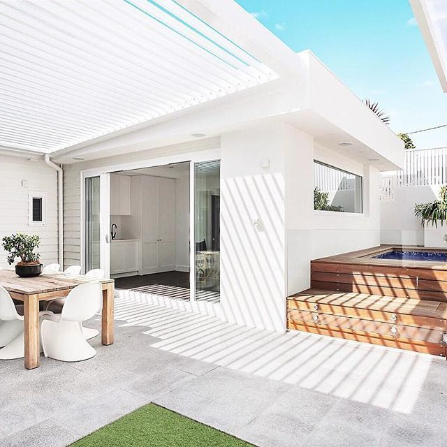 Elegant Alfresco Spaces, Combined With A
