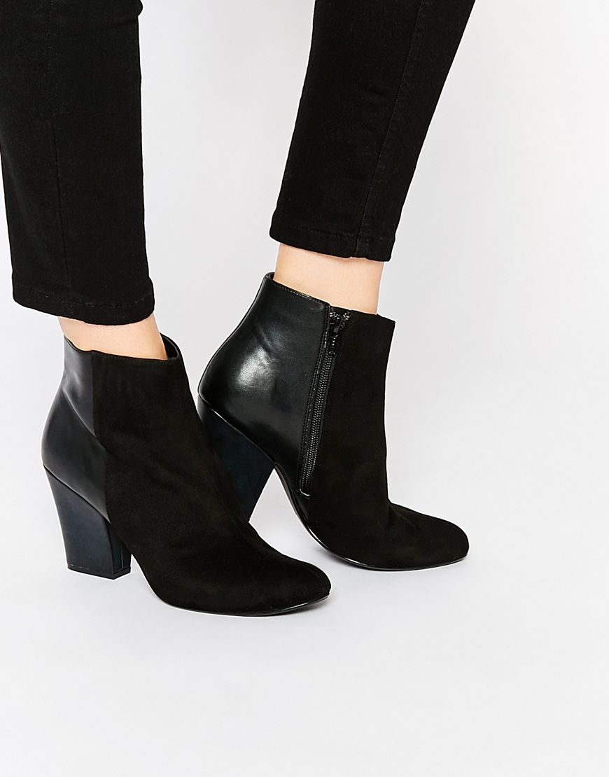 Buy Women Shoes / Miss Kg Bettie 2 Black Ankle Boots