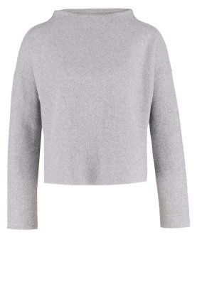 GESINA - Strickpullover - light grey