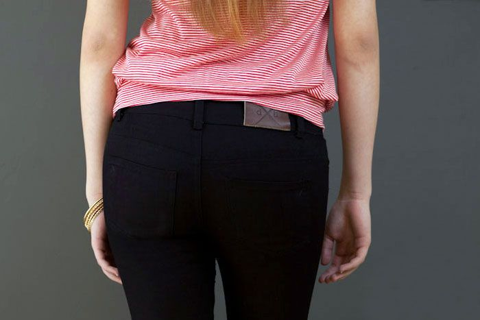 den.m bar | Women's Bespoke Skinny Jeans