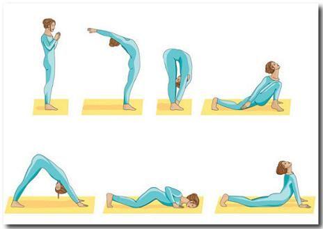 ejercicios yoga bajar de peso