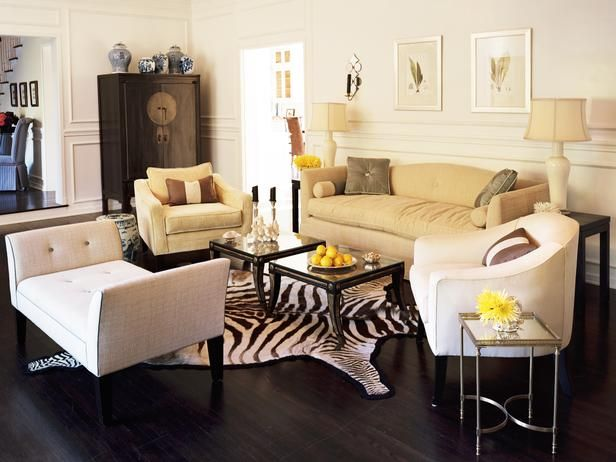 Transitional | Living Rooms | Fiorella Design : Designer Portfolio : HGTV - Home & Garden Television