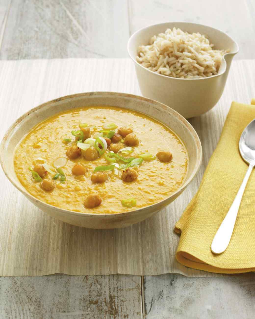 recipe: smooth chickpea soup [4]