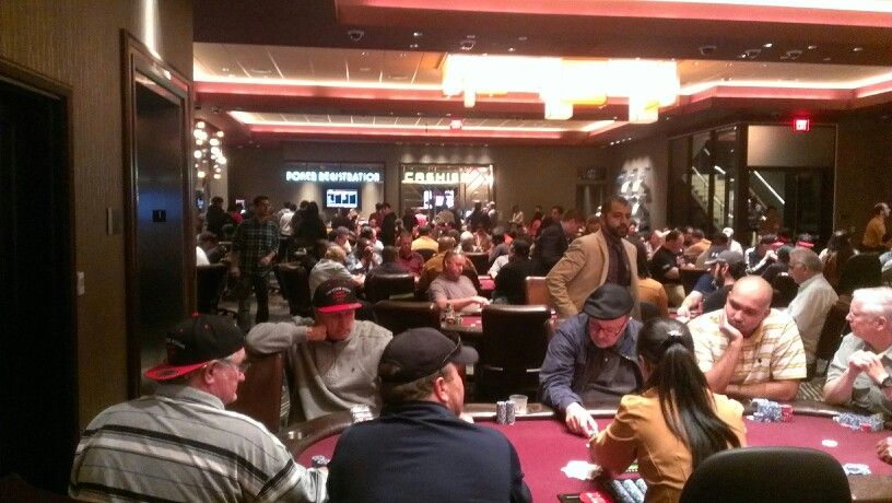 Maryland Live Poker Room!