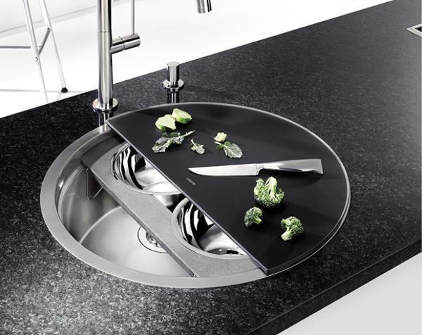22 Unique Kitchen Sinks Personalizing Modern Kitchen Design With