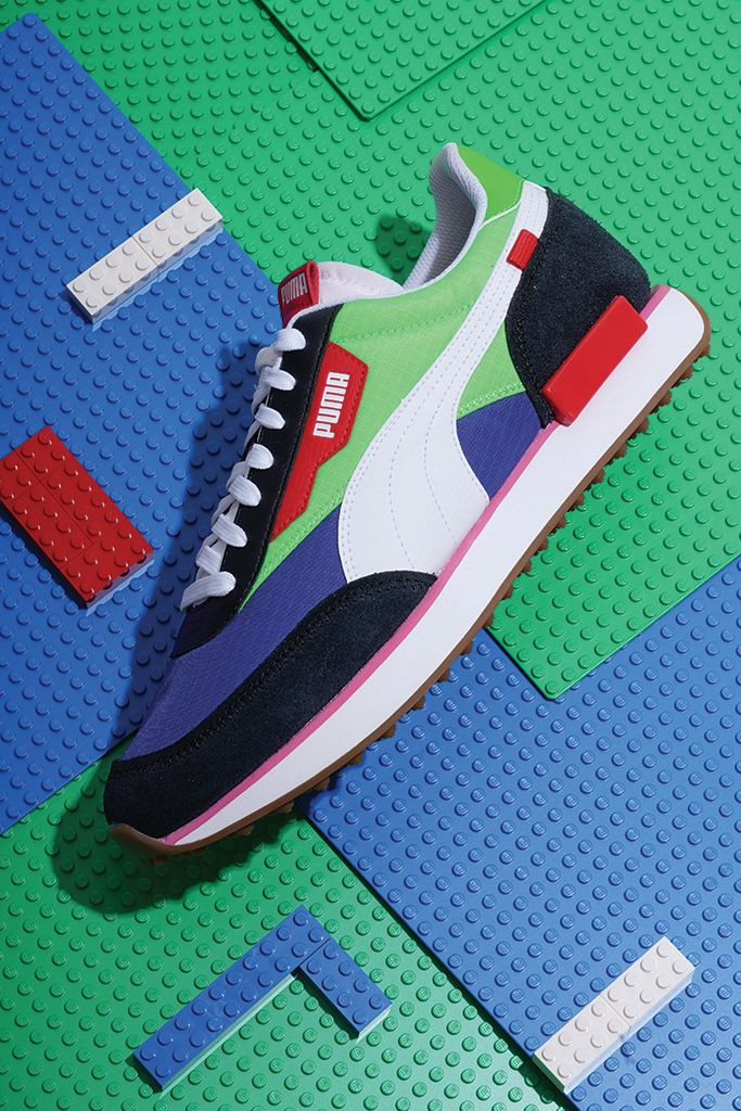 Puma Future Rider Play On Sneaker