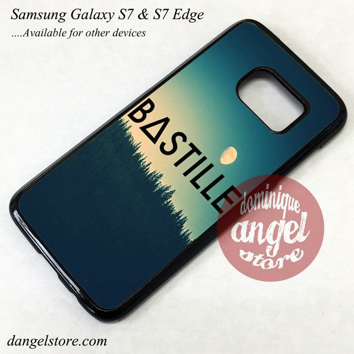 Bastille Art Phone Case for Samsung Galaxy S7 and Galaxy S7 Edge