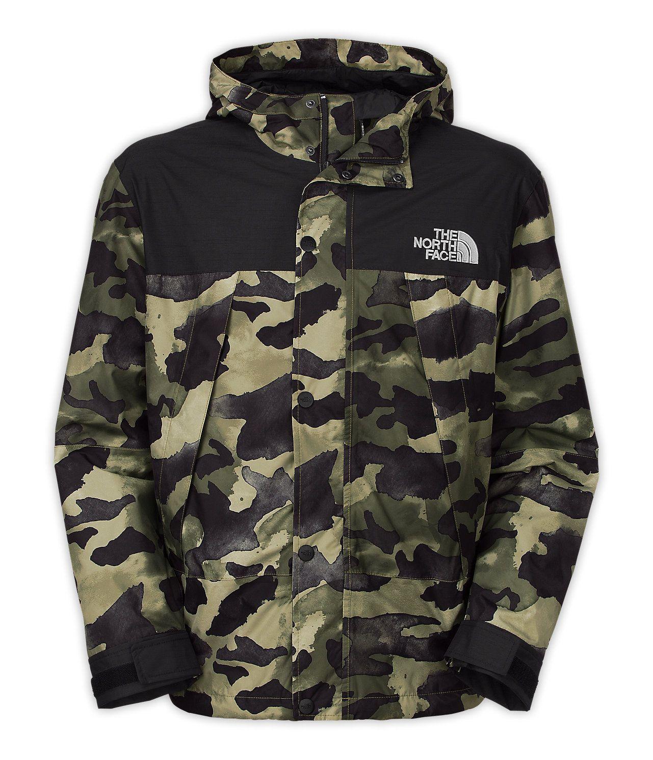 Metro Mountain Parka North Face Jacket Mens Jackets Men Fashion Rainwear Men [ 1490 x 1281 Pixel ]