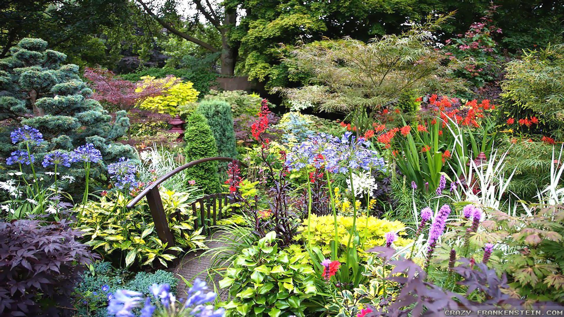 Beautiful Garden Gardens Pinterest Gardens