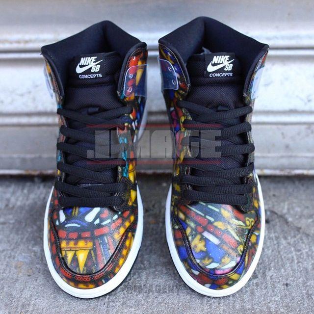 new styles b2e05 f4fda CONCEPTS x NIKE SB HOLY GRAIL PACK - Sneaker Freaker