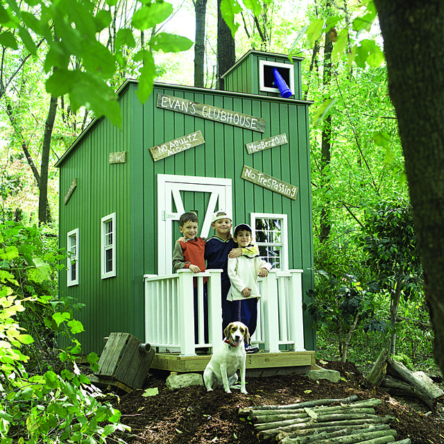 Tiny Victorian Homes for Kids - Lilliput Homes - Country Living