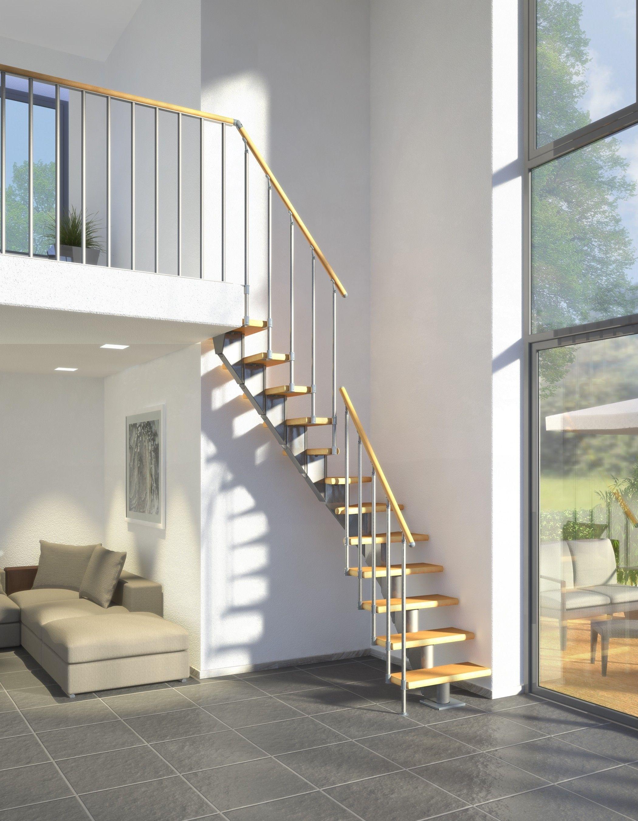 dolle mittelholmtreppe frankfurt eiche versiegelt 1 4 gewendelt mittelgrau 75 cm breite treppe. Black Bedroom Furniture Sets. Home Design Ideas