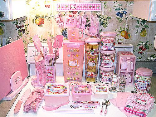 Hello Kitty Kitchen Items Blessed Life Hello Kitty Kitchen Set