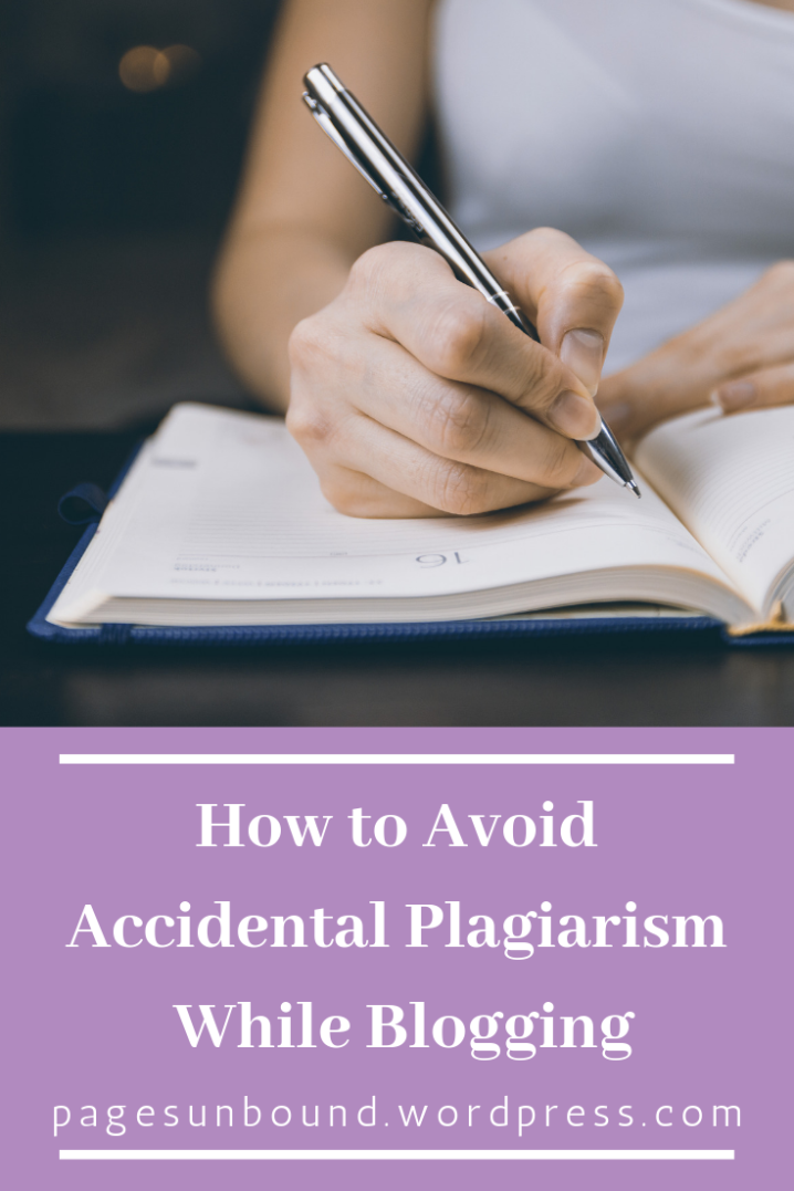How to Avoid Accidental Plagiarism While Blogging