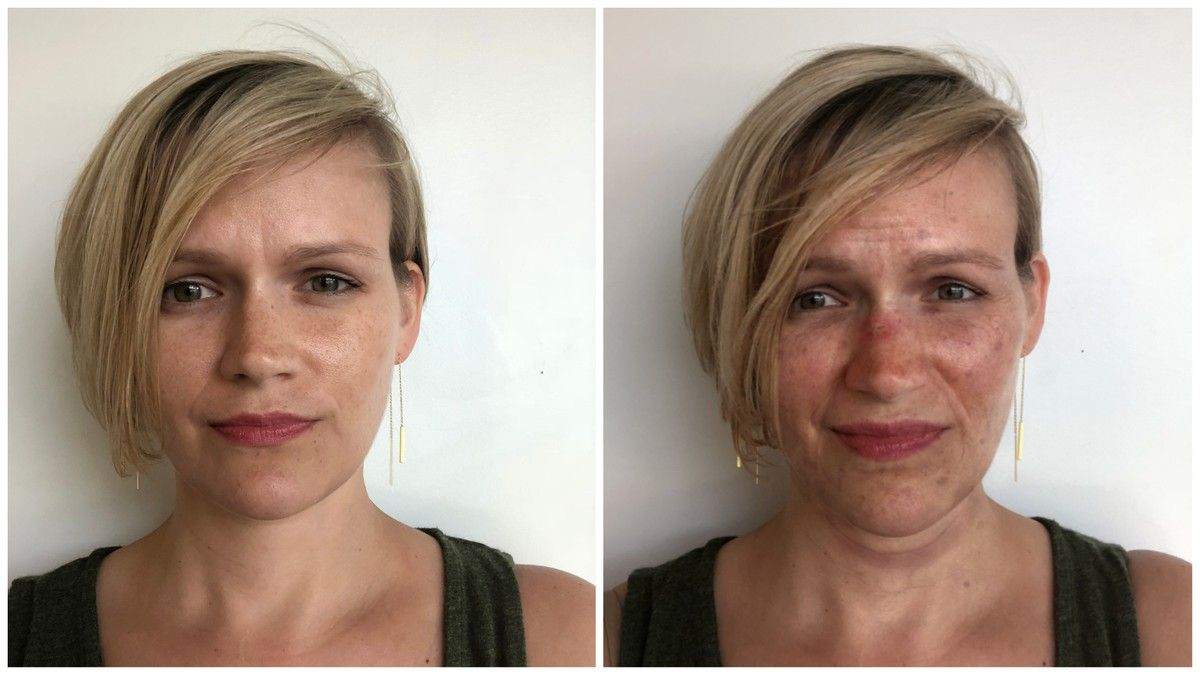 This Is What Your Face Will Look Like in 20 Years if You