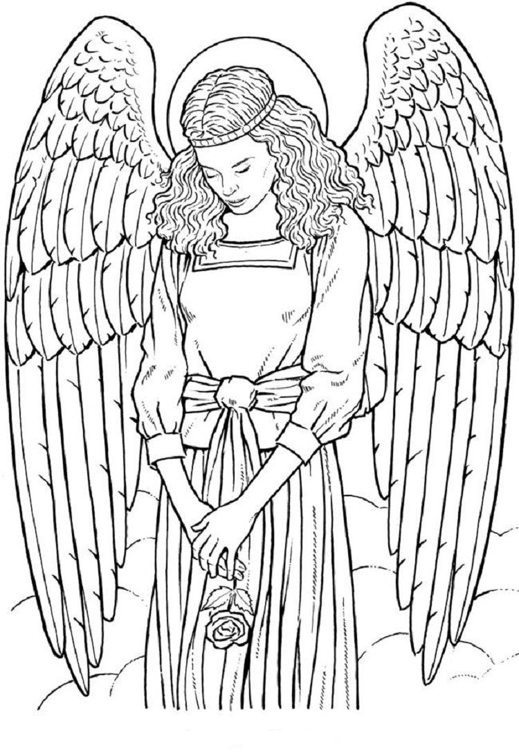 Collection Of Angel Coloring Pages Free Coloring Sheets Angel Coloring Pages Catholic Coloring Guardian Angels Prayer