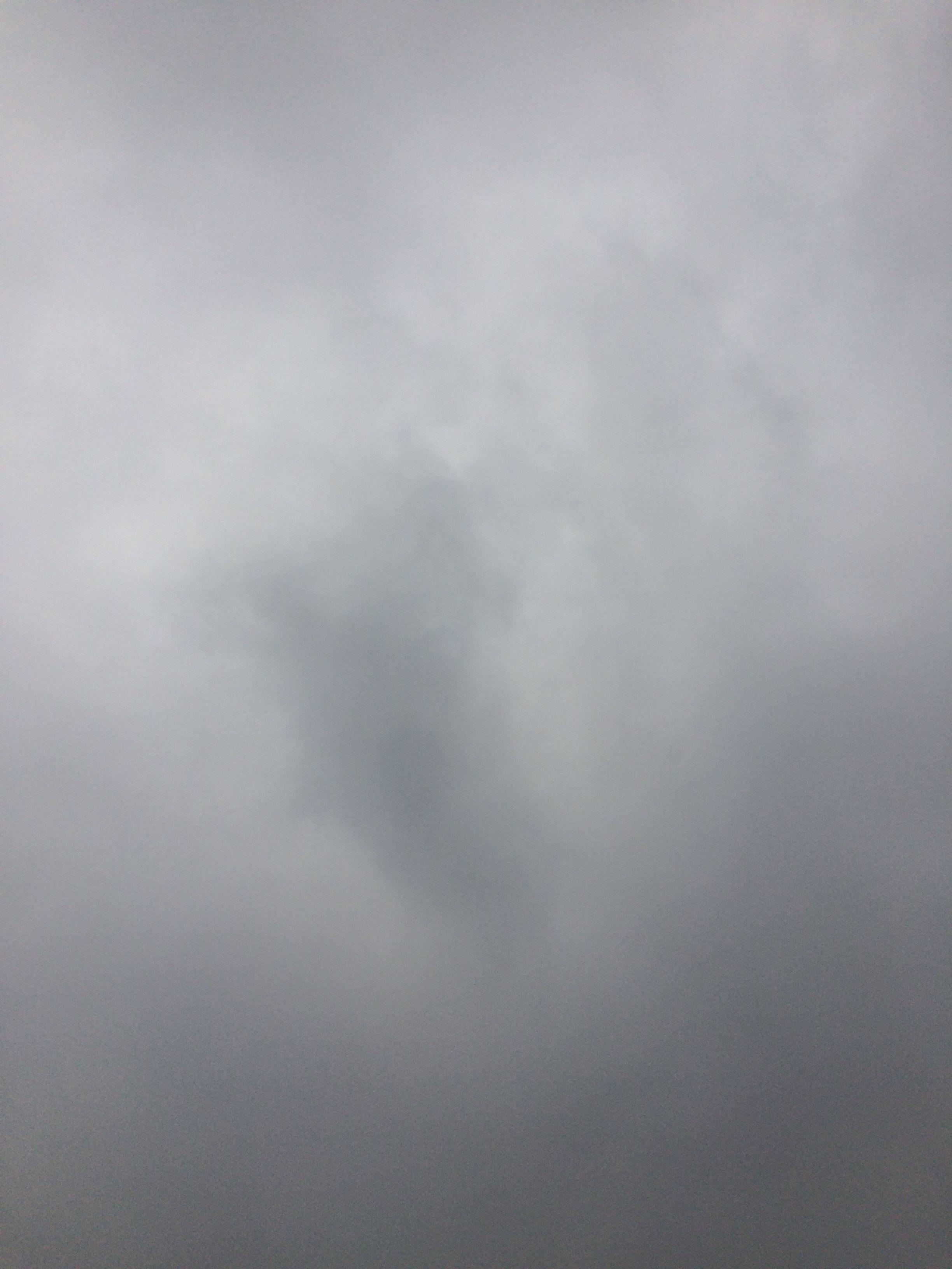 2017년 3월 31일의 하늘 #sky #cloud