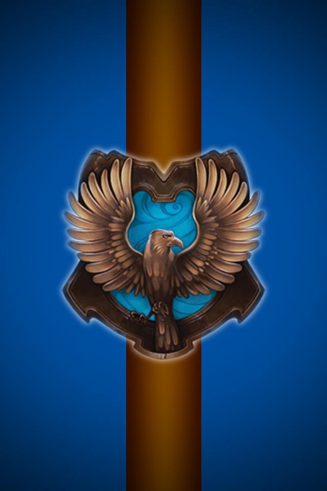 Ravenclaw iPhone wallpaper 2 by technoKyle on deviantART