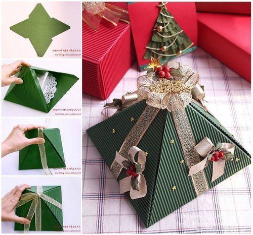 Imagen va we heart it httpsweheartitentry146363161 how to make a pyramid gift box pyramid diy diy crafts do it yourself diy projects gift box solutioingenieria Images