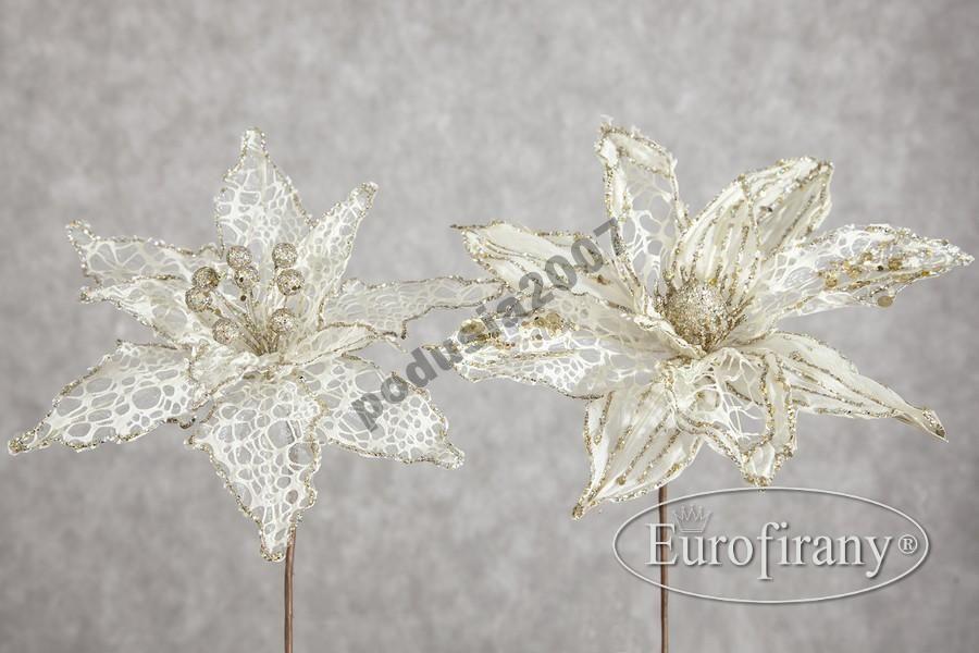 Bombki Ozdoby Choinkowe Kwiaty Kwiat Eurofirany 4704978040 Oficjalne Archiwum Allegro Flowers Plants Dandelion
