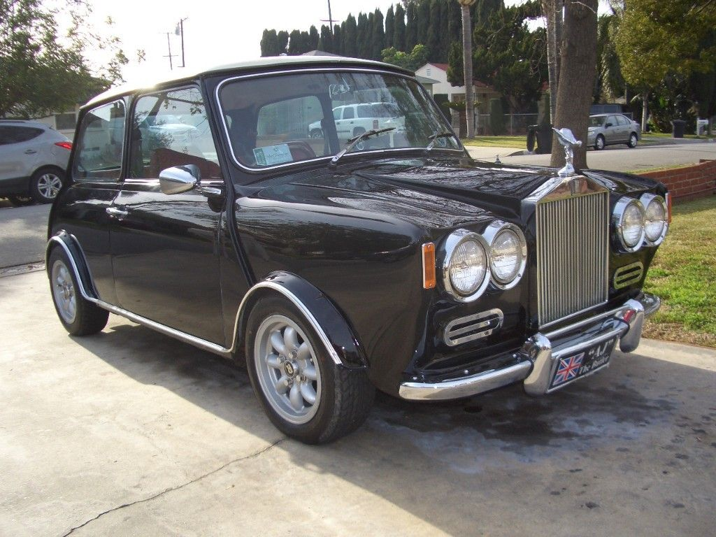Rolls Royce Mini Many Years Later Bmw Now Owners Of Both And Combined