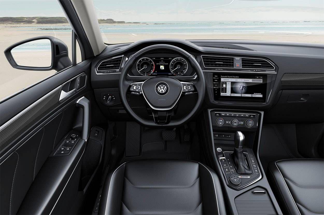 Novo Volkswagen Tiguan Allspace 2019 Tiguan Para 7 Pessoas Precos Ficha Tecnica Interior E Consumo Volkswagen Dream Cars Buick Regal Gs