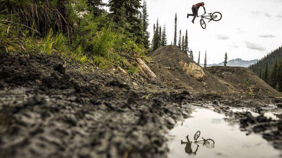 Gregor Trailpark Mehringen Freeride Mountain Bike Mountain Biking Downhill Mountain Biking