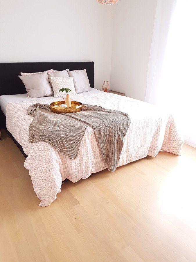 Schon Neue Bettwäsche... | SoLebIch.de Foto: Wohnderbar_ #solebich #schlafzimmer