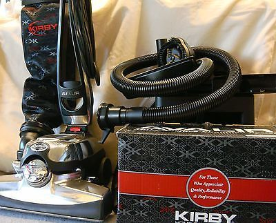 Kirby Avalir G10d Upright Vacuum Cleaner And Multi Surface Shampoo System Kirby Avalir Upright Vacuums Upright Vacuum Cleaner