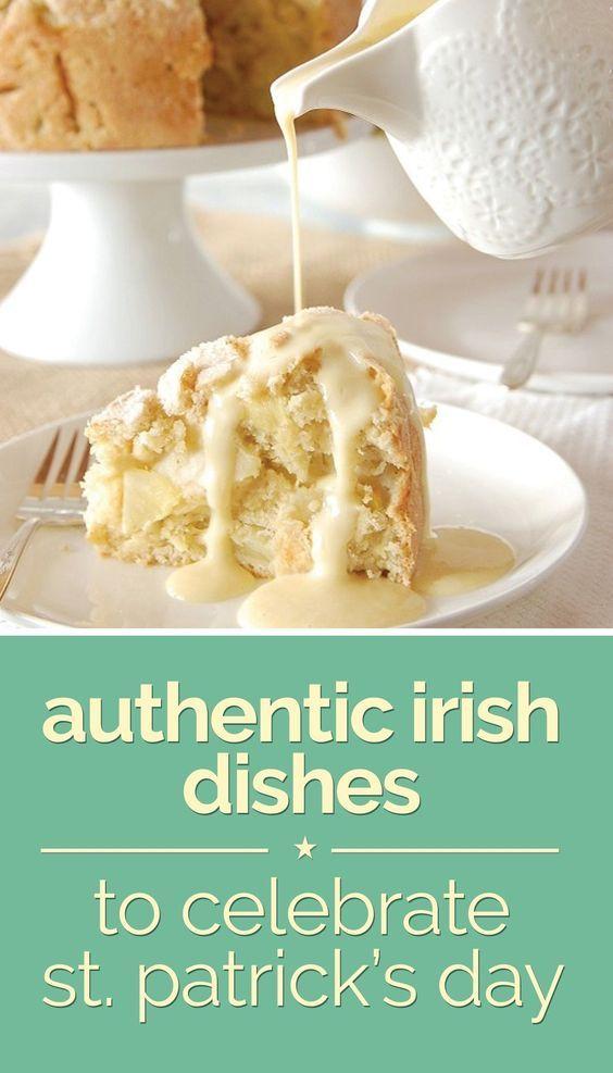Authentic Irish Dishes to Celebrate St. Patrick's Day | thegoodstuff #recipes #stpatricksday #irish