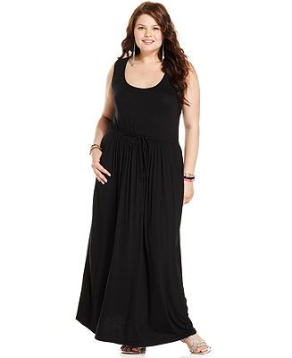 American Rag Dress Sleeveless Maxi Macys Obsessed With Dresses