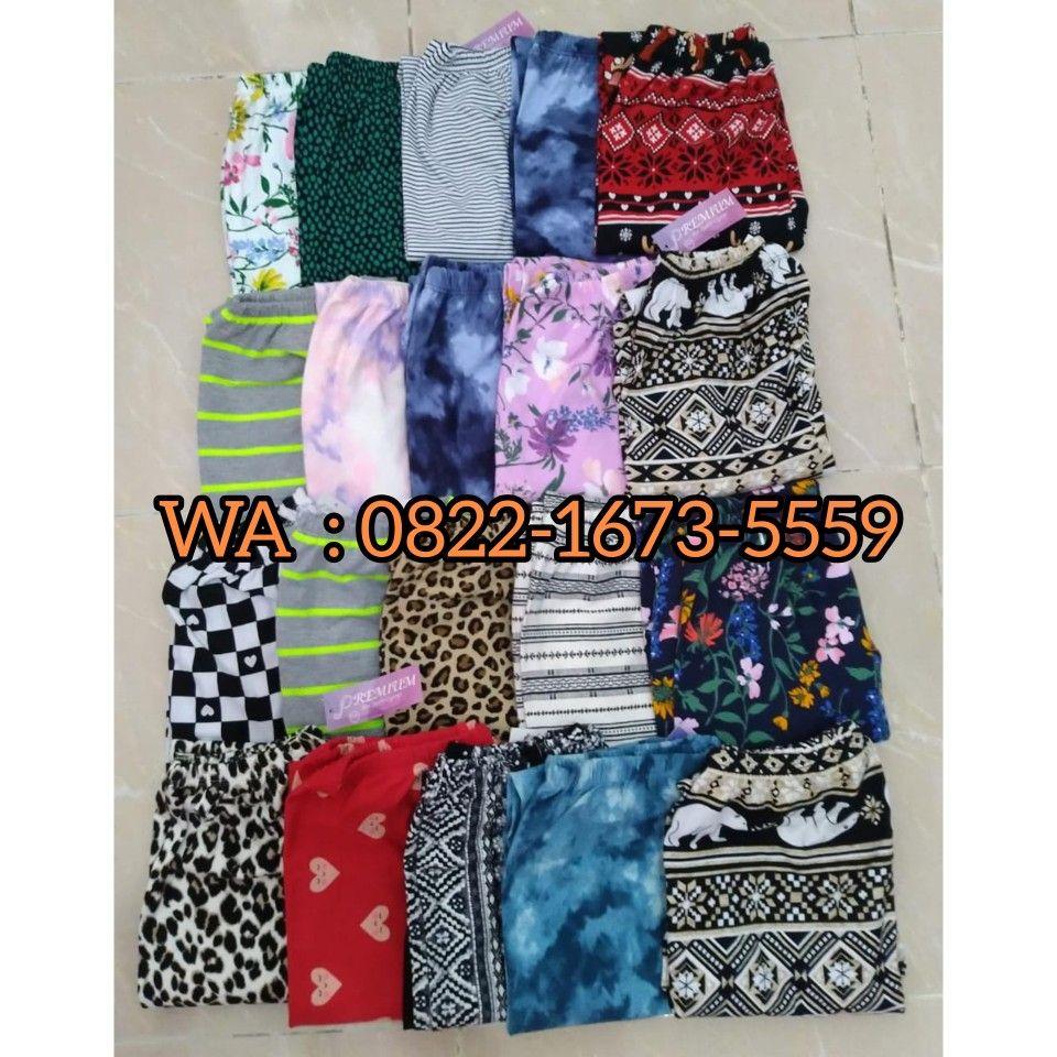 Termurah Call 0822 1673 5559 Bisnis Celana Legging Legging Pakaian Anak Anak
