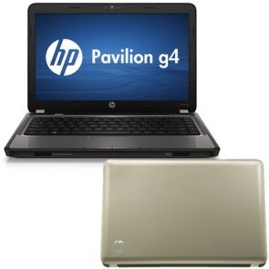 HP PAVILION 14 AMD PHENOM II 4GB DDR 500GB HDD G4-1125GX la Pret Beton - Laptop / tablete Hp