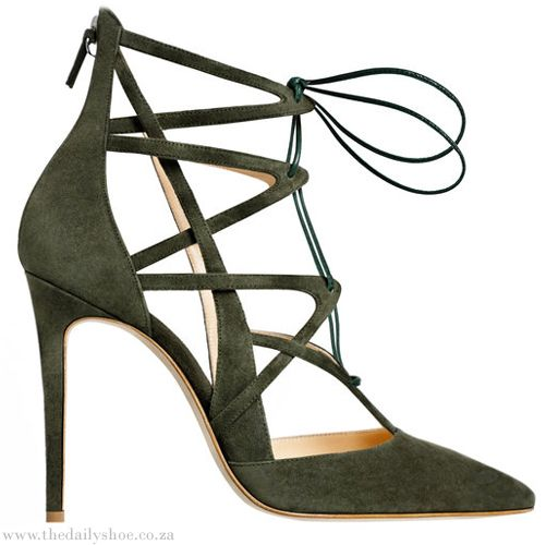 ALEJANDRO INGELMO- Click here to view shoe | image link | THE DAILY SHOE