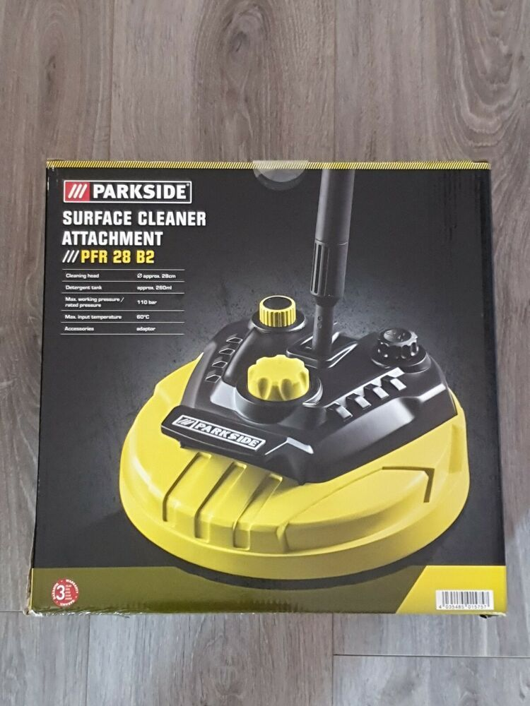 parkside pressure washer surface patio