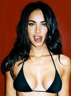 Megan fox completely nude opinion, actual