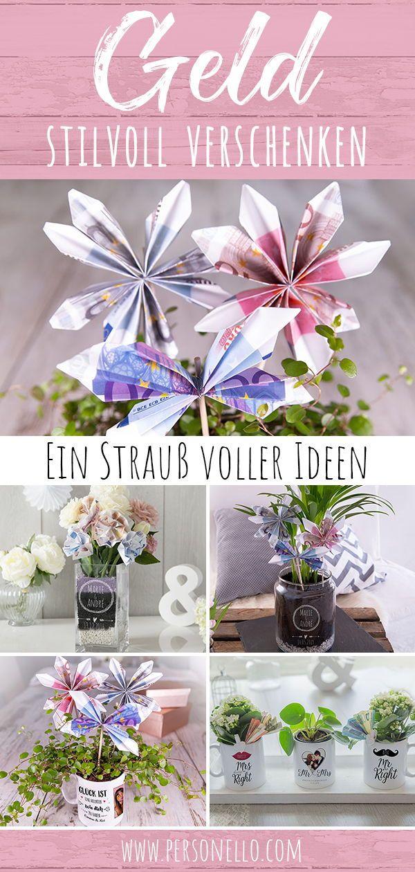 Blumen basteln | Blumengrüße mit Papierblumen #creativegifts