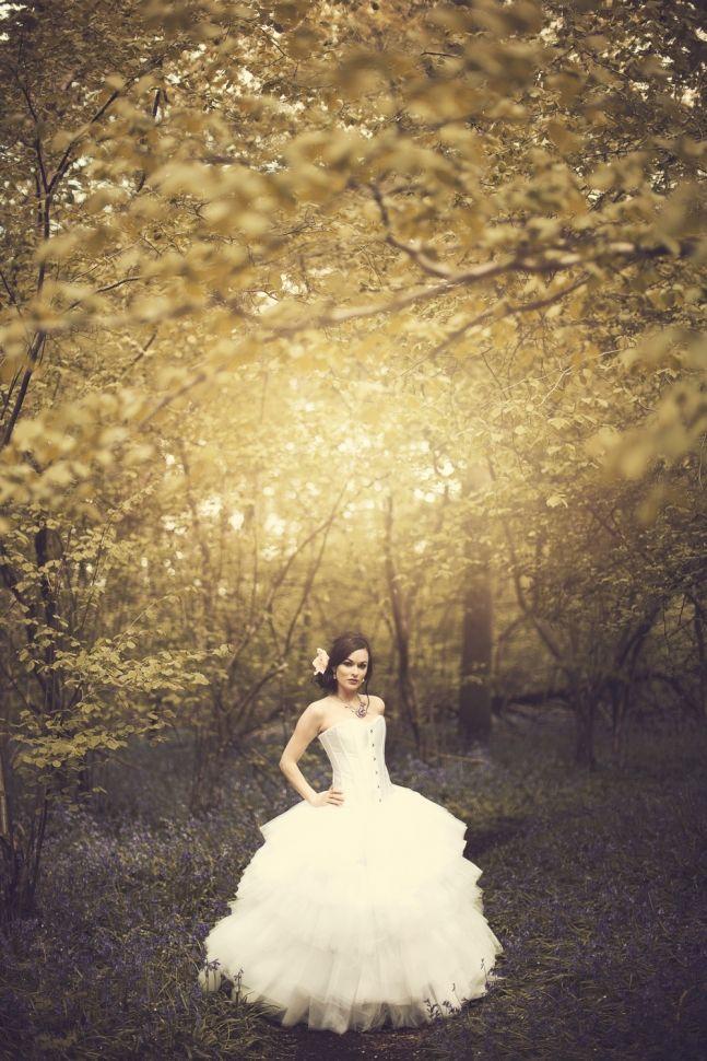 Fairytale Bridal Shoot » Jen Marino Photography