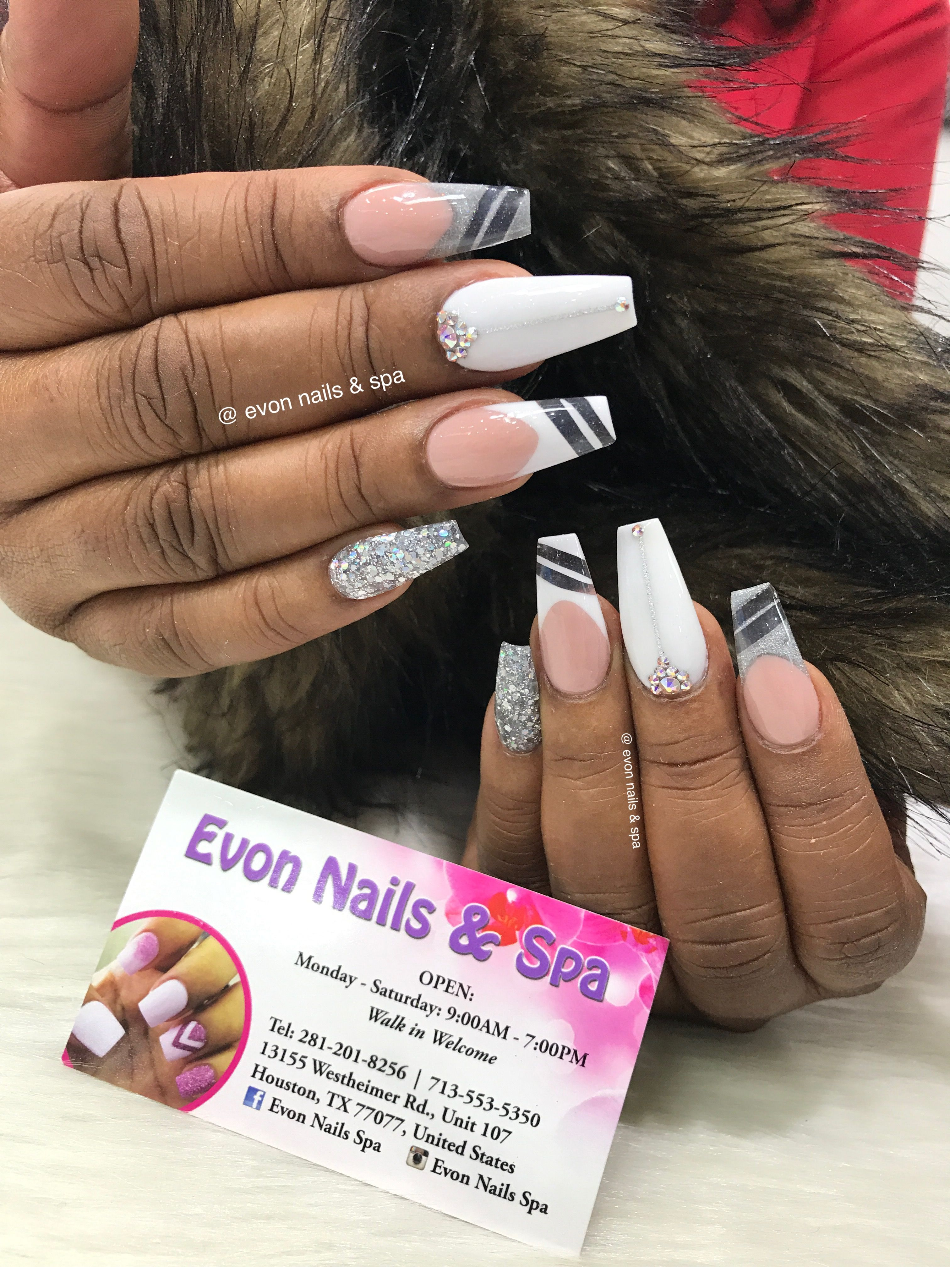 Pin By Evon Nails Spa On Evon Nails Spa Instagram Evon Nails Spa Facebook Evon Nails Nail Spa Nails Spa