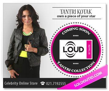 #LOUD Celebrity Fashion Line SOON on www.soldoutid.com #SoldOutID