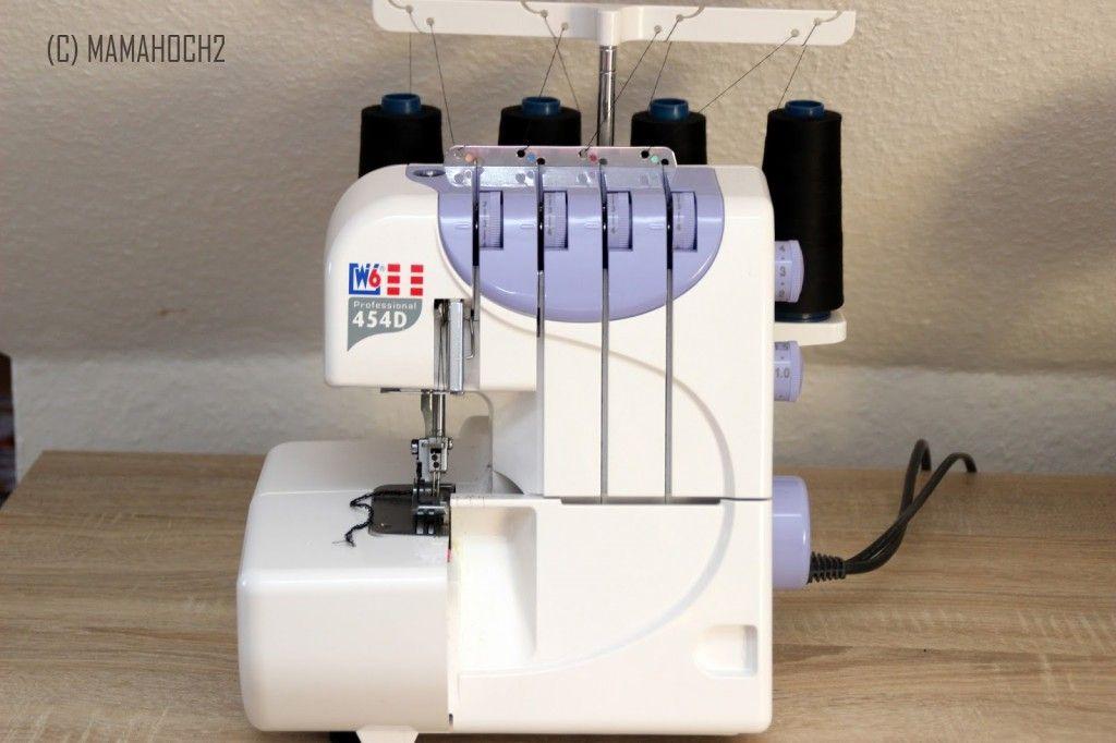Was kann eine Overlock Nähmaschine und wofür brauche ich diese #fleursentissu