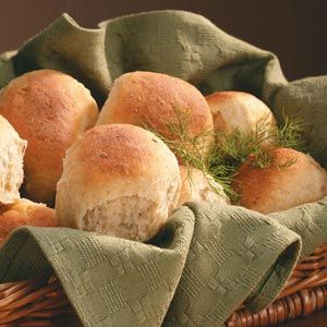 Dilly Bran Refrigerator Rolls Recipe Recipes Bread Recipes Homemade Recipes