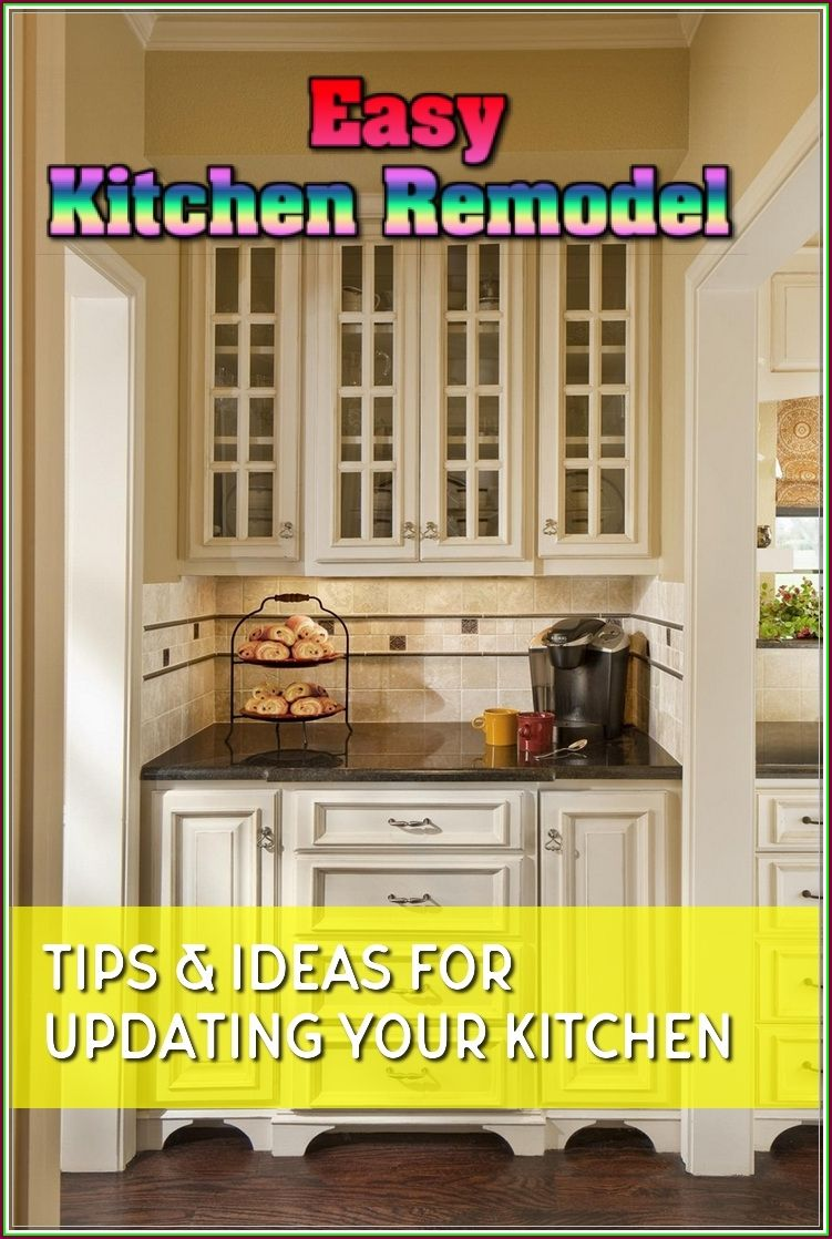 Check Out Nearby Open Houses For Inspiration There You Can See How Others Have Been Using The Newest Colors An Simple Kitchen Remodel Kitchen Remodel Remodel