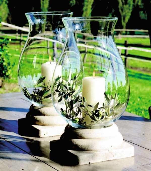 windlicht 39 portofino 39 geschlossener glaszylinder kann auch als vase benutzt werden. Black Bedroom Furniture Sets. Home Design Ideas